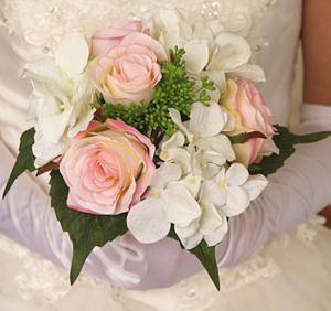 Santorini Boho Bridal Bouquets